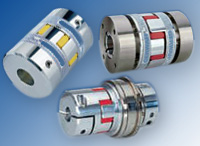 Middle Type Servo Coupling
